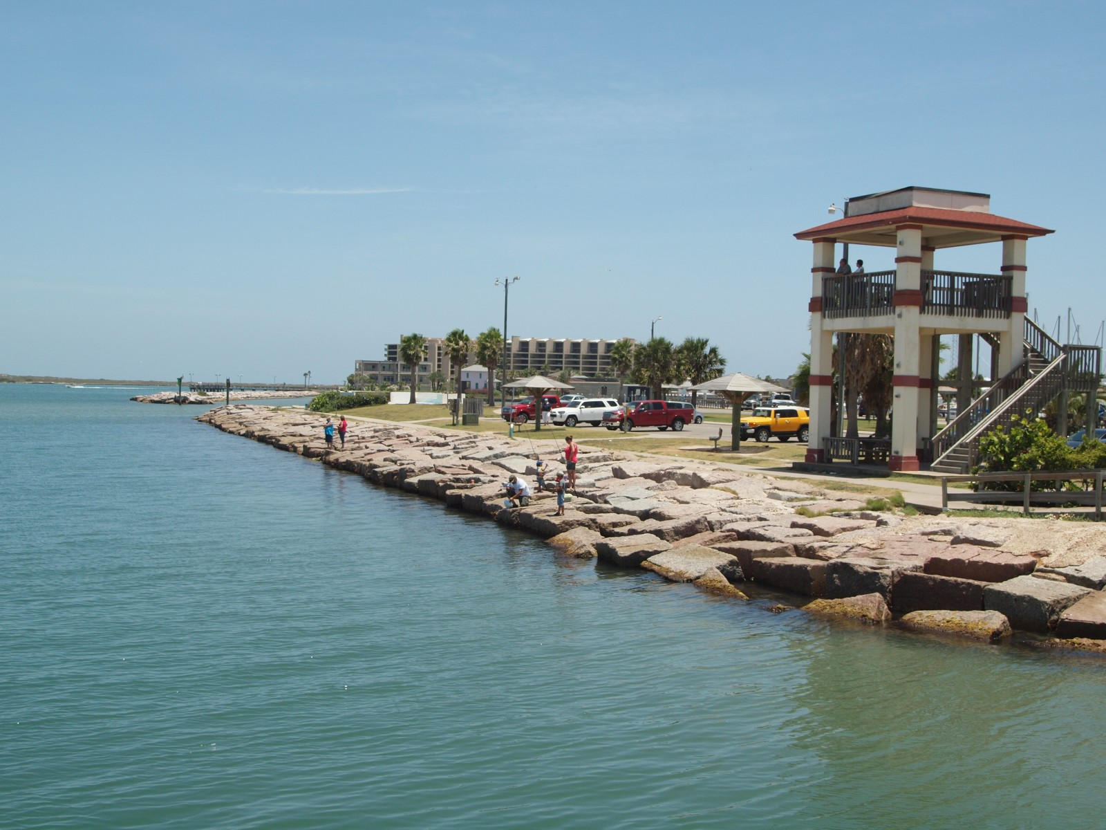 Photos of port aransas tx mustang island area gallery for Port a texas