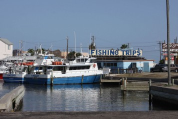 photos of port aransas fishing charter boat
