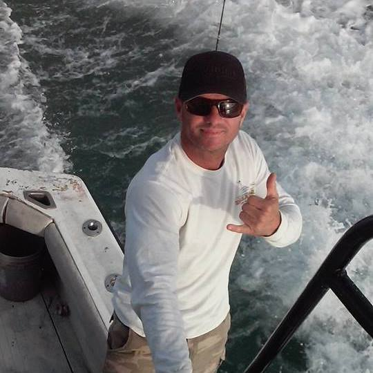 deep sea fishing trip with captain david heasley