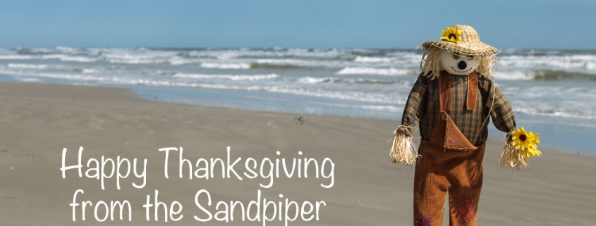 Thanksgiving at Sandpiper