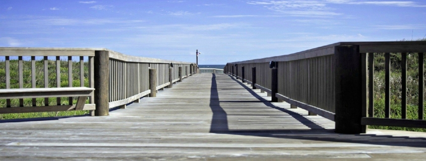 Sandpiper Beach Boardwalk